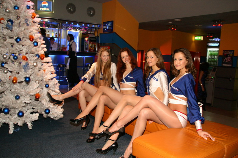 Заказать промо-модели Киев