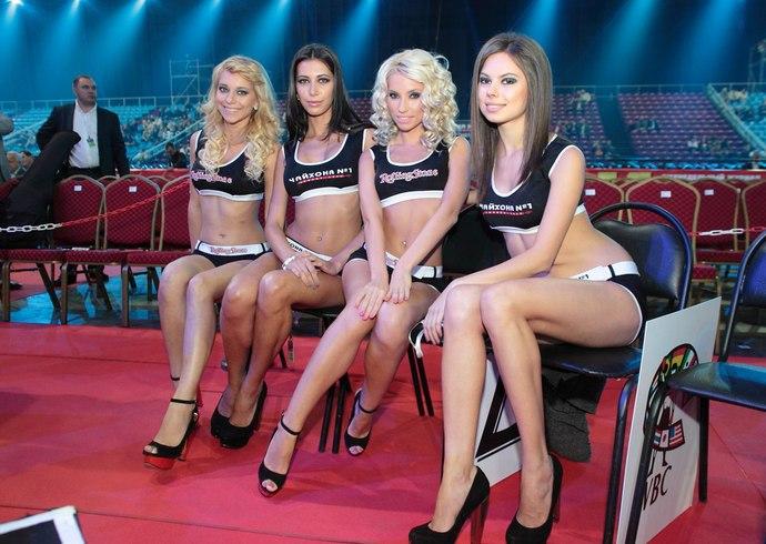 Промо модели Киев
