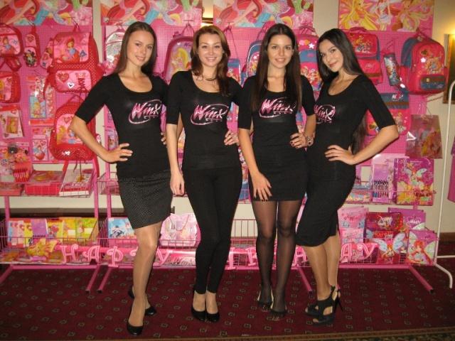 Работа хостес в Киеве